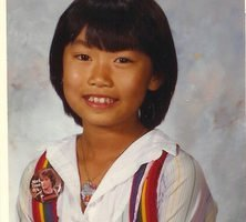 nanu... nanu {the younger me. third grade}