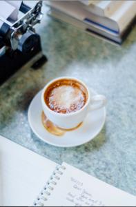 beloved_writing_coffee