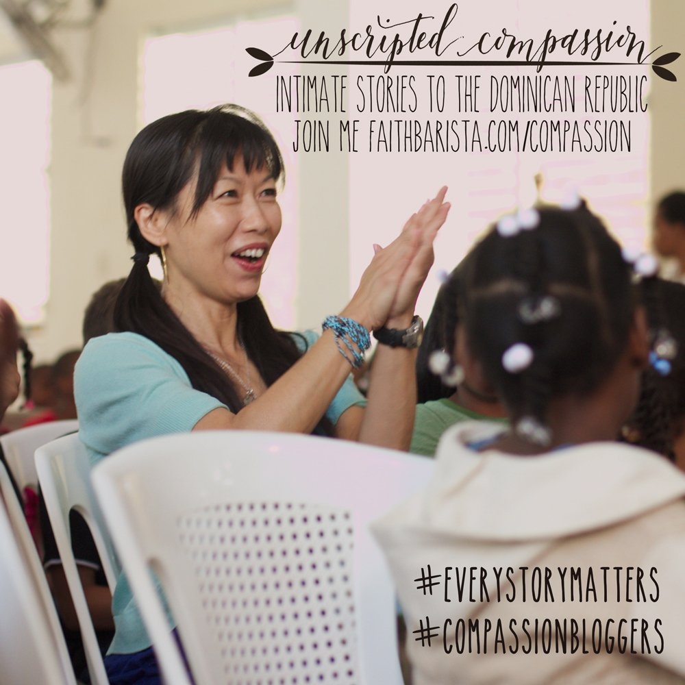 Compassion Blogger – Dominican Republic '15