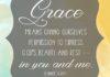 GraceMeans